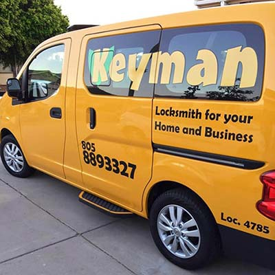 Keyman Locksmith Ventura